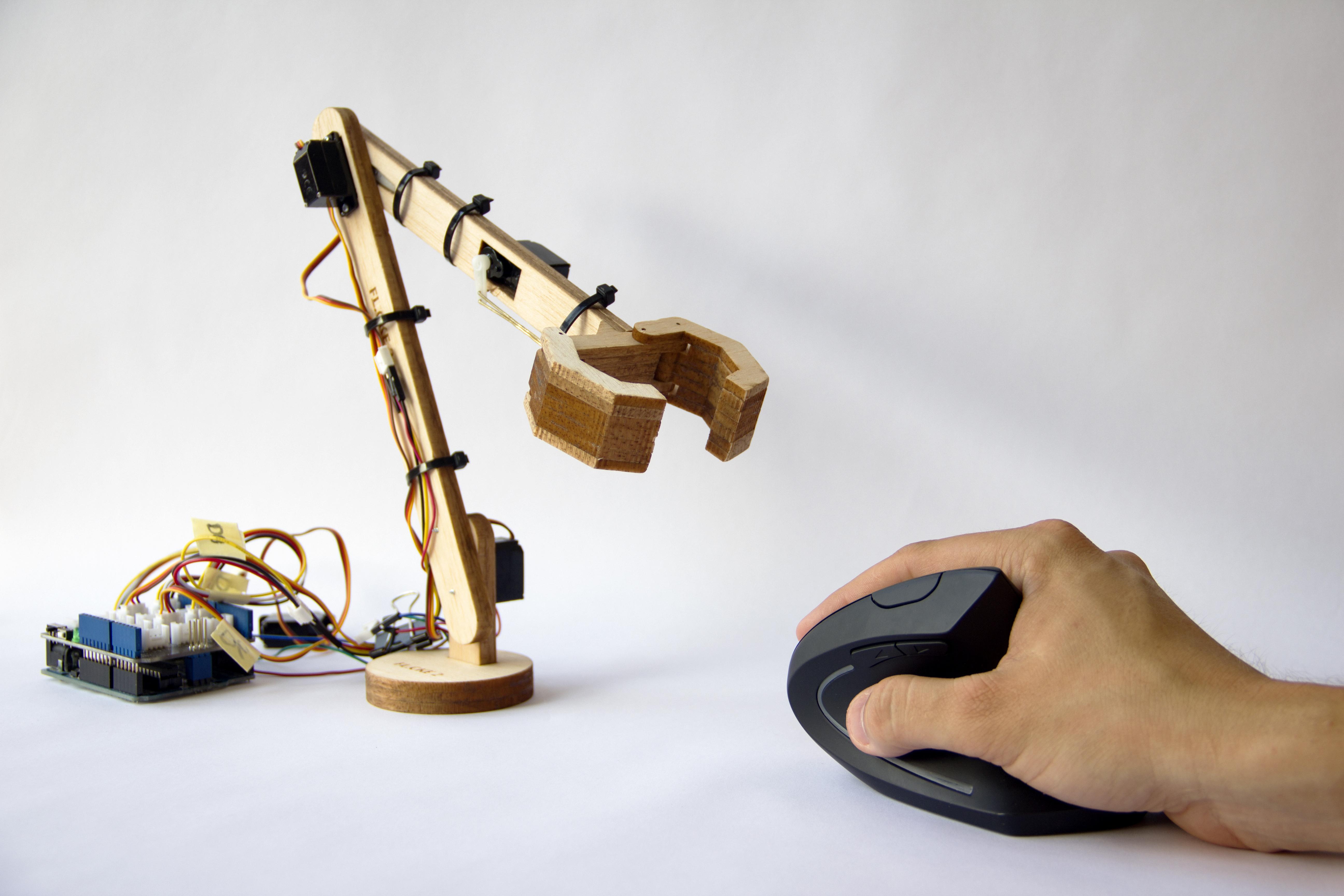 Roboterarm&Controller