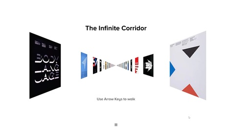 The Infinite Corridor